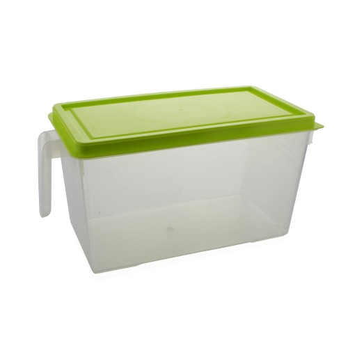 Stackable Kitchen Storage Air Tight Plastic Containers 12 Gallon