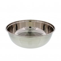 "8 qt 13.5""  Large Stainless Steel Mixing Bowl"