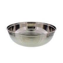 "10qt 16"" Large Stainless Steel Mixing Bowl"