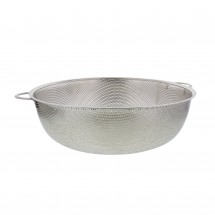 "8qt 13.5"" Large Stainless Steel Colander and Strainer"